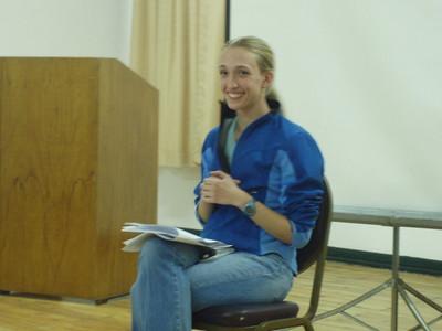 Shannon lectures- Imani Joseph