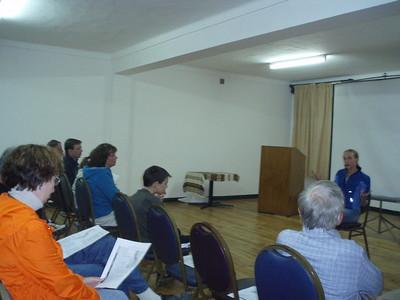 Lecture- Imani Joseph