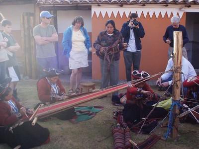 Chinchero weavers - Imani Joseph