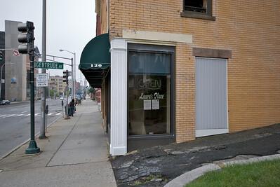 A little corner cafe.