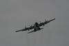The Hercules makes a low pass.<br /> <br /> Herculesen foretager en lav overflyvning.<br /> Photo: Sebastian B. Simonsen