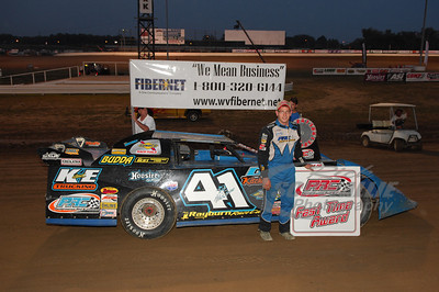 Josh McGuire won the PRC Fast Time Award