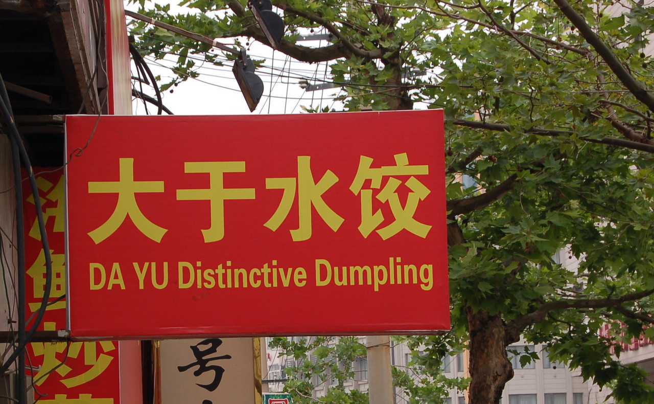 distinctive dumplings