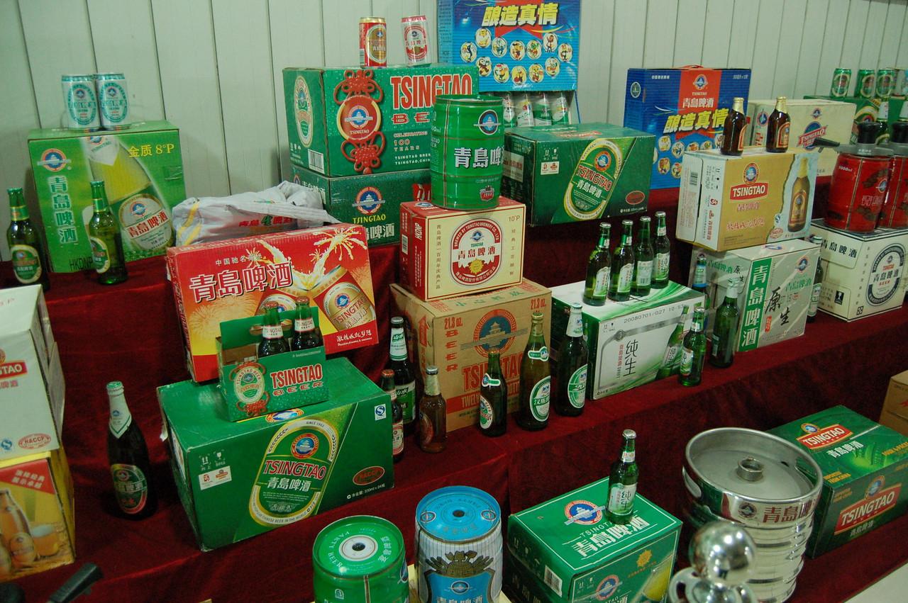 tsingtao products