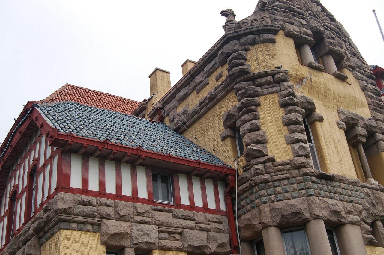 german governor's house