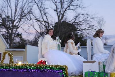 Queen parade