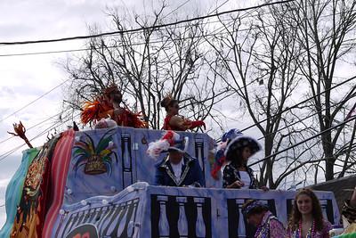 Carenco parade