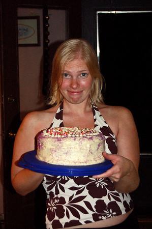Rachel's 27th