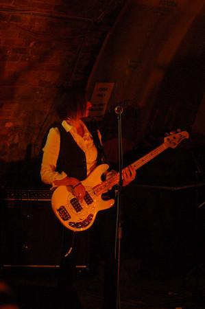 Dandycats live in Clapham June 2009