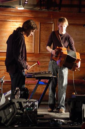 Jim Moray Live at C# 26th Feb 09
