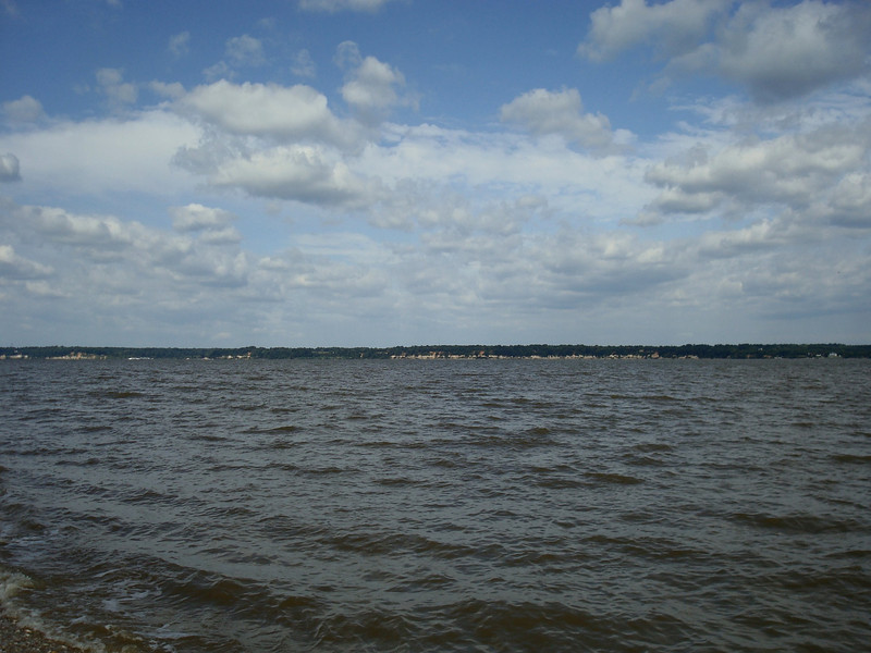The Potomac, near Dahlgren