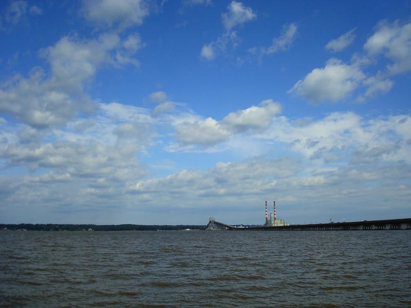 The Potomac, near Dahlgren