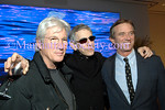 NEW YORK-JANUARY 27:  Richard Gere, Richard Belzer and Robert F. Kennedy Jr. attend Reflected Light IV Art Auction and Cocktail Party to Benefit RIVERKEEPER at The IAC Building, 555 West 18th Street @ Westside Highway, New York, NY on  Tuesday,  January 27, 2009 (Photo Credit: Christopher London/ManhattanSociety.com)