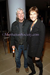 NEW YORK-JANUARY 27:  Richard Gere and wife Carey Lowell attend Reflected Light IV Art Auction and Cocktail Party to Benefit RIVERKEEPER at The IAC Building, 555 West 18th Street @ Westside Highway, New York, NY on  Tuesday,  January 27, 2009 (Photo Credit: Christopher London/ManhattanSociety.com)