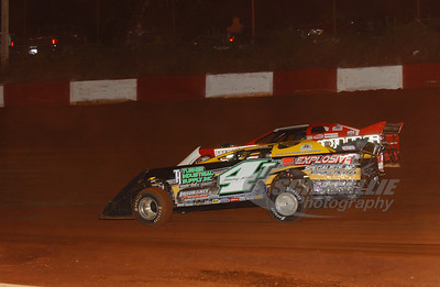 4T Tommy Kerr and 7 Lamar Haygood
