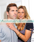 NEW YORK-MAY 23: Publisher Justin Mitchell, Alexandra Richards attend SOCIAL LIFE MAGAZINE Memorial Day Celebration with Cover Model ALEXANDRA RICHARDS on Saturday, May 23, 2009 at The Social Life Estate, Watermill, NY (Photo Credit: ©ManhattanSociety.com by Christopher London)