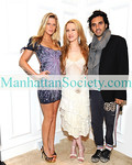 NEW YORK-MAY 23: Alexandra Richards, Devorah Rose, Yigal Azrouel attend SOCIAL LIFE MAGAZINE Memorial Day Celebration with Cover Model ALEXANDRA RICHARDS on Saturday, May 23, 2009 at The Social Life Estate, Watermill, NY (Photo Credit: ©ManhattanSociety.com by Christopher London)