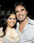 NEW YORK-JULY 22: Ana Oz, Marcelo Rivero attend SOHO DESIGN MAGAZINE Pre-Launch Party Co-hosted by SOHONYC.COM and Professional Blackbook Network on Wednesday July 22, 2009 at TAILOR, 525 Broome Street (between Thompson & 6th Avenue), Soho, New York City (Photo Credit: ManhattanSociety.com by Gregory Partanio)