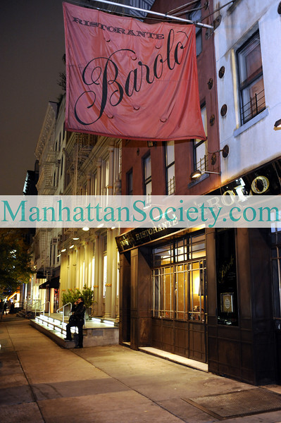 NEW YORK-OCTOBER 27: SOHO DESIGN Magazine Launch Event with SOHONYC.COM on Tuesday, October 27, 2009 at Ristorante BAROLO, 398 West Broadway, between Broome & Spring Streets, Soho, New York, NY 10012  (Photo Credit: ©Manhattan Society.com 2009 by Christopher London)