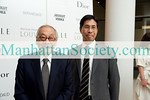 NEW YORK-MAY 20: I.M. Pei., LC (Sandi) Pei attend SOIREE AU LOUVRE for the American Friends of the Louvre on Wednesday, May 20, 2009 at The Centurion, Penthouse 1, 33 West 56th Street, New York City, NY (Photo Credit: ©ManhattanSociety.com by Marie Papp)