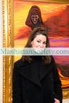 New York-November 19:Gina Gershon attends  FRANCINE LEFRAK'S Launch of SAME SKY—BRACELETS MADE BY WOMEN IN RWANDA on Thursday, November 19, 2009  at  Ana Tzarev Gallery, 24 West 57th Street, New York City, NY (PHOTO CREDIT:Copyright ©Manhattan Society.com 2009 by Gregory Partanio)
