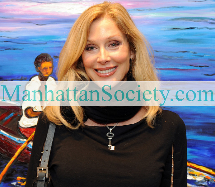 New York-November 19:Dara Sowell attends  FRANCINE LEFRAK'S Launch of SAME SKY—BRACELETS MADE BY WOMEN IN RWANDA on Thursday, November 19, 2009  at  Ana Tzarev Gallery, 24 West 57th Street, New York City, NY (PHOTO CREDIT:Copyright ©Manhattan Society.com 2009 by Gregory Partanio)