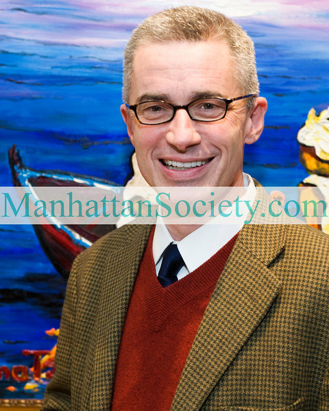 New York-November 19: Former New Jersey Governor Jim McGreevey attends FRANCINE LEFRAK'S Launch of SAME SKY—BRACELETS MADE BY WOMEN IN RWANDA on Thursday, November 19, 2009  at  Ana Tzarev Gallery, 24 West 57th Street, New York City, NY (PHOTO CREDIT:Copyright ©Manhattan Society.com 2009 by Gregory Partanio)