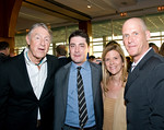 Joel Schumacher, Jay Peterson, Stephanie & Michael Ferdman