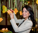 Bethenny Frankel & Giving Tree