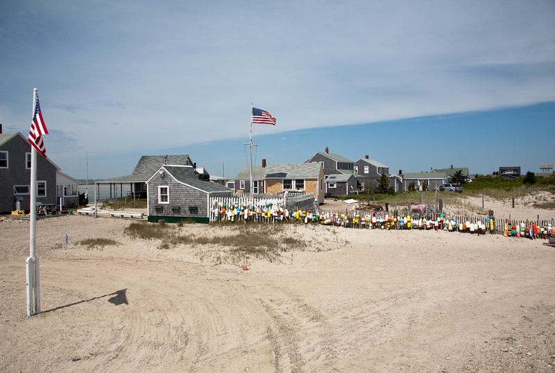 Sandy Neck cottage colony