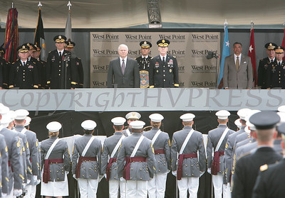 The United States Military Academy at West Point graduated 970 cadets on Saturday, May 23, 2009 in Michie Stadium where Secretary of Defense, Robert Gates was the commencement speaker.