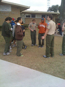 2009 Scouting for Food