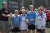 Under 15s Runners Up - 1st West Wickham