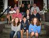 front: Isabel, Benjamin, Lily; middle: Joe, Pete, Chantal, Richard; back: Ellen, Darcy, Shelli, Michael