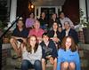 front: Isabel, Benjamin, Lily; middle: Roy, Pete, Chantal, Richard; back: Ellen, Darcy, Shelli, Michael