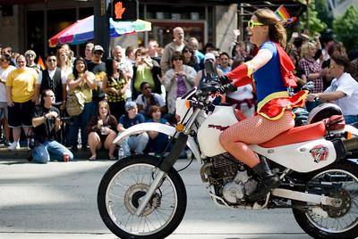Seattle Pride Parade, WA