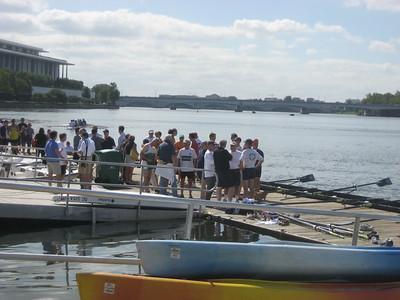 Georgetown Crew 50 Year Anniversary