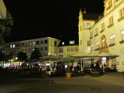 Darmstadt at Night