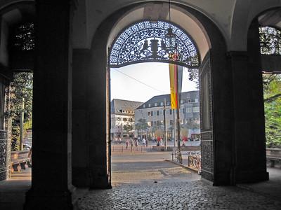 First Day - Stay Awake Darmstadt Tour