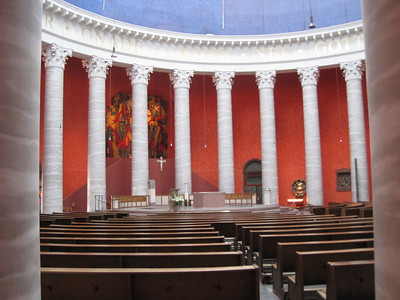 First Day - Stay Awake Darmstadt Tour: St. Ludwig Catholic Church