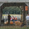 Pumpkin works: Main entrance into the Pumpkin Works complex. Proceeds from today's opening will benefit Relay for Life.