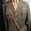 HISTORICAL TREAS: Women's Army uniform.