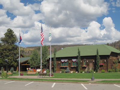Town Square at Grand Lake, CO