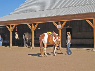 Devil's Thumb Ranch near Tabernash, CO