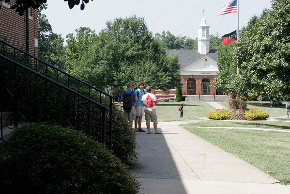 Campus on September 11th, 2009