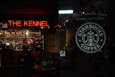 The Kennel is a popular late night dinner choice for some GWU students.