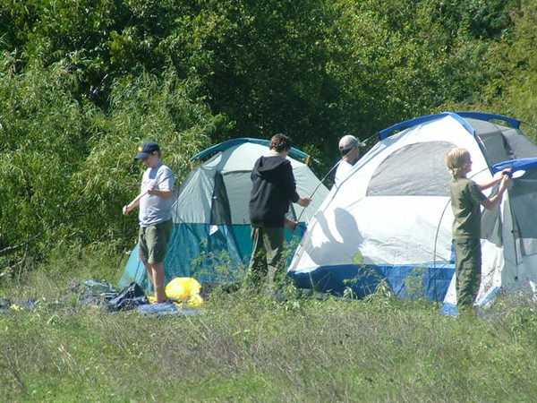 2009 Shooting Campout
