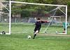 Arthur's goal kick
