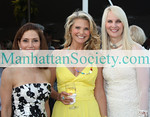 SOUTHAMPTON-AUGUST 1: Jean Shafiroff, Christie Brinkley and Sara Herbert-Galloway  attend Southampton Hospital's 51st Annual Summer Party--A Centennial Celebration on Saturday August 1, 2009, Wickapogue Road, Southampton, New York  (Photo Credit: Sara Herbert Galloway for ManhattanSociety.com)