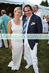 SOUTHAMPTON-AUGUST 1: Janna Bullock and Publicist R Couri Hay attend Southampton Hospital's 51st Annual Summer Party--A Centennial Celebration on Saturday August 1, 2009, Wickapogue Road, Southampton, New York  (Photo Credit: Sara Herbert Galloway for ManhattanSociety.com)